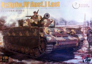 1/35 Pz.Kpfw.IV Ausf. J  - Border Model