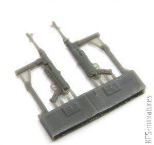 1/35 Uzbrojenie WWII - Eduard