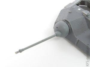 1/35 TKS 20mm - IBG - Budowa