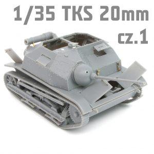 1/35 TKS 20mm
