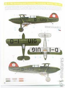 1/72 Avia Bk-534 Graf Zeppelin - Eduard
