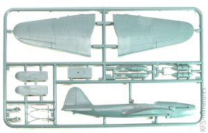 """1/72 Iljušin Il-2 """"Interim Gunners Station"""" - KP"""