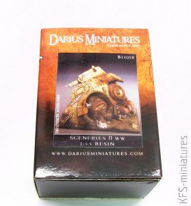1/35 Diorama Sceneries #18 60x60 mm - Darius Miniatures