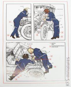 1/24 American Mechanics (1910s) - ICM