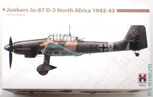 1/48 Junkers Ju 87D-3 - Hobby 2000