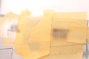 1/32 Spitfire Mk.I/II RAF - Airbrush Masks - 1ManArmy