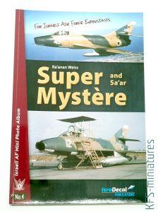 1/72 SMB-2 Super Mystère / Sa'ar & Book - Special Hobby