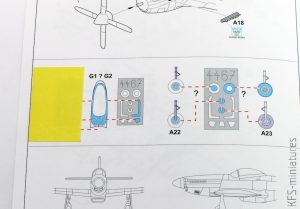 1/144 P-51D - Eduard