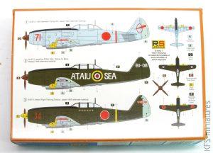 1/72 Nakajima Ki-87 II - RS Models