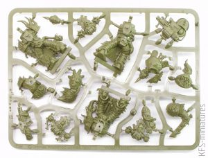 28mm Plague Marines- Easy To Build - Games Workshop