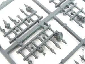 28mm Chaos Space Marines Rhino - Games Workshop