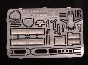 1/144 Ho-229A - Blaszka Brengun