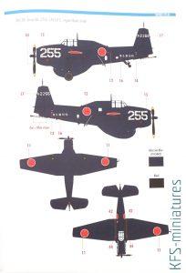 1/72 Grumman TBM-3W 'Guppy' - Sword