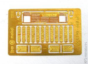 A15 Żuk - Details Set - FPW Model