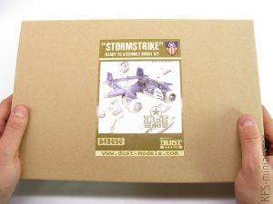 1/48 Stormstrike / Thunderstrike Kit- DUST 1947