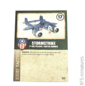 1/48 STORMSTRIKE KIT - DUST 1947