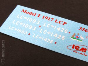 1/35 Model T 1917 LCP - ICM
