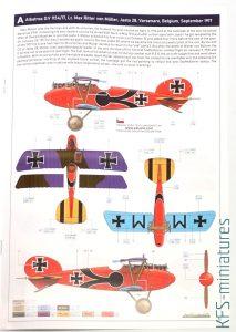 1/72 Albatros D.V - Weekend edition - Eduard