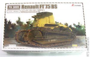 1/72 Renault FT 75 BS - FlyHawk Model