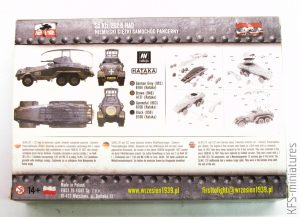 1/72 Sd.Kfz.232 6-Rad - First to Fight