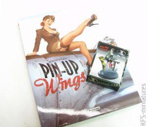 Pin-Up Wings - Artbook - Scream Comics