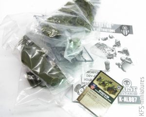 1/48 Devastator Kit - DUST 1947