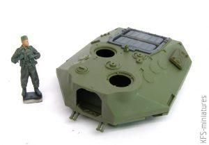 1/48 M7D Devastator Kit - DUST 1947