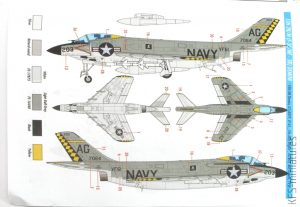 1/72 McDonnell F3H-2N/M Demon - Sword