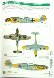 1/48 Barbarossa - Bf 109 Dual Combo - Eduard