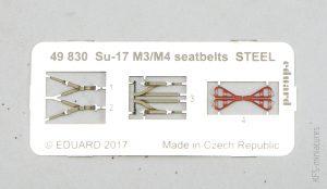 1/48 Su-17 M3/M4 blachy do modelu KH - Eduard