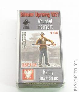 1/35 Ranny powstaniec - Powstanie Śląskie 1921 - ToRo Model