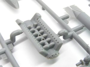 1/48 Ju 88A-4 WWII Axis Bomber - ICM