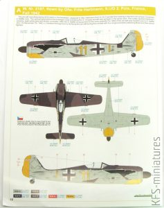 1/48 Fw 190A-3 - Weekend Edition - Eduard
