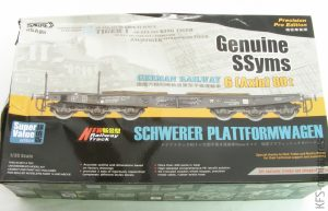 1/35 SSyms German Platformwagen - Sabre Model