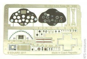 1/32 I-16 type 24 - Zestawy waloryzacyjne