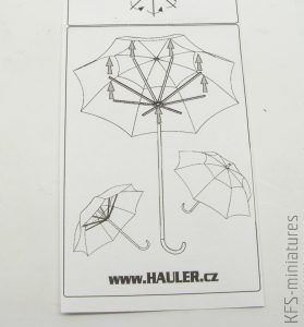 1/72 Umbrella - Hauler