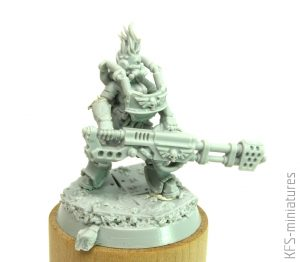 28mm Imperial Arsonist - Grim Skull