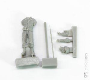 1/48 WWII US Army Soldier - CMK