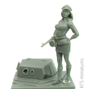 70mm Polish People's Army - Valkiria Miniatures