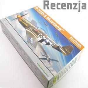 1/48 P-51D Mustang - Eduard - Waloryzacje