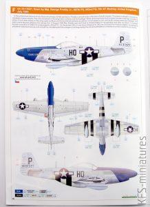 1/48 P-51D-5 Mustang - ProfiPack - Eduard