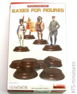 Bases for Figures - MiniArt