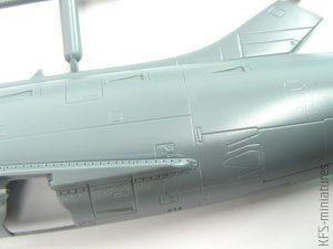 1/72 SMB-2 Super Mystère B2 - Azur-Frrom