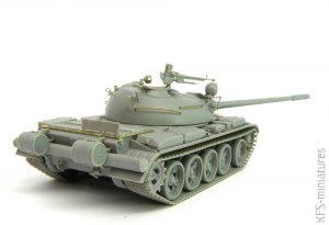 1/72 T-54 B - Ammo - Trzy grosze do recenzji