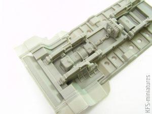 1/48 MAN LE 10.220 Military Aircraft Tug + Towbar - CMK