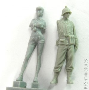 1/72 Cywile - figurki - North Star Models