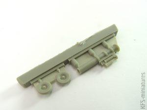 1/48 Unimog U406 DoKa - CMK