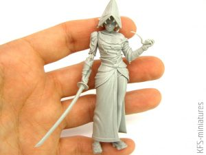 75mm Zensh-Iku, Captain of the Children of the Sea - Abyssoul