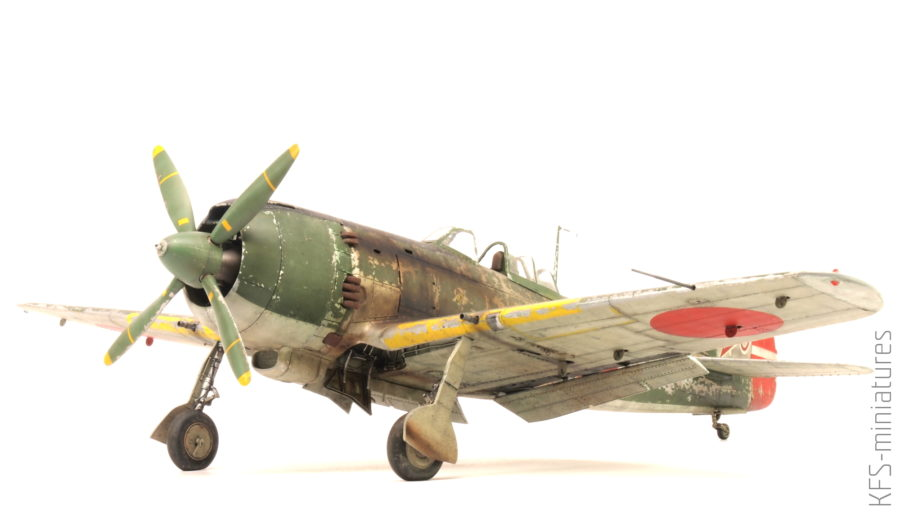 1/32 Ki-84 Hayate