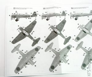 "1/48 IJA Type 99 army assault plane Ki-51 ""Sonia"" - Wingsy Kits"